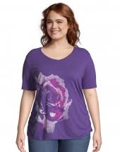 Purple Concord Heather