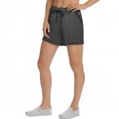 Champion Women's Heathered Jersey Shorts