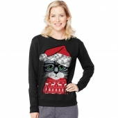 My Cat Sweater/Black