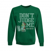 Dont Judge/Green