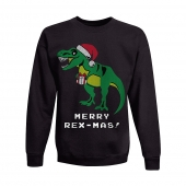 Merry Rex-Mas/Ebony
