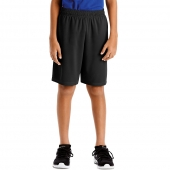 Hanes Sport™ Boys' 9-inch Performance Shorts with Pockets
