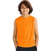Glazed Orange Heather
