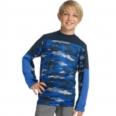 Fast Dash Camo/Navy/Surf The Web