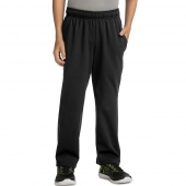 Hanes Sport™ Boy's Tech Fleece Open Leg Pants