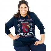 Holiday Cheer Navy