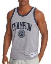 Champion Men's Heritage Tank Collegiate Crest