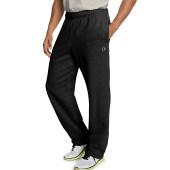 Champion Men's Powerblend® Fleece Open Bottom Pants
