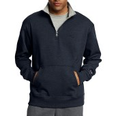 Champion Men's Powerblend® Fleece 1/4 Zip Pullover