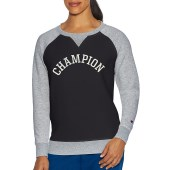 Champion Women Heritage Fleece Crew