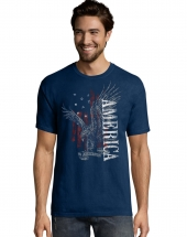 Men's Eagle America Graphic Tee