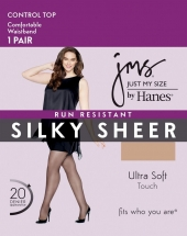 Silky Sheer Run Resistant ST