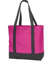 Tropical Pink/ Dark Charcoal