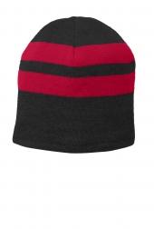 Black/ Athletic Red