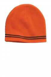 Deep Orange/ Black