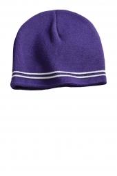 Purple/ White