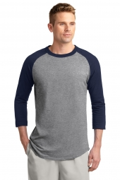 Heather Grey/Navy