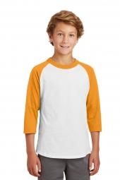 Youth Colorblock Raglan Jersey