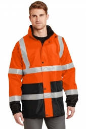 Safety Orange/ Black