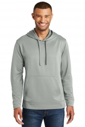 Performance Fleece Pullover Hooded Sweatshirt