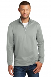 Performance Fleece 1/4-Zip Pullover Sweatshirt