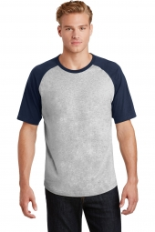 Heather Grey/ Navy