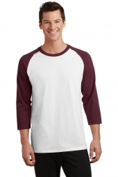 White/ Athletic Maroon