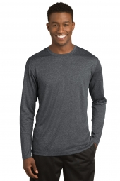 Long Sleeve Heather Contender Tee