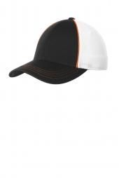 Deep Orange/ Black/ White