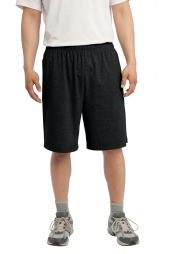 Jersey Knit Short with Pockets