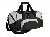 Small Colorblock Sport Duffel