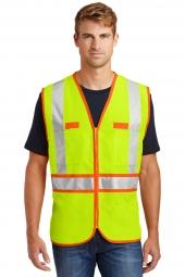 Safety Yellow/Safety Orange