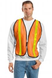 Mesh Enhanced Visibility Vest