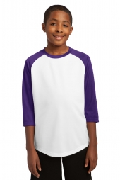 Youth PosiCharge Baseball Jersey