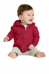 Infant Core Fleece Full-Zip Hooded Sweatshirt