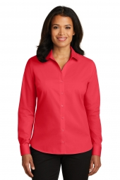 Ladies Non-Iron Twill Shirt