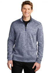 PosiCharge Electric Heather Fleece 1/4-Zip Pullover