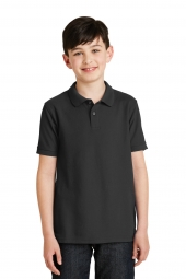 Youth Silk Touch Polo