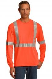 Safety Orange/ Reflective